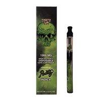 Runtz Cookies Disposable Vape Pen Starter Kit E-cigarettes 280mAh 240mAh Battery 0.5ml 1ml Glass Tank Ceramic Coil Thick Oil Carts Empty Atomizers Vaporizer brand new