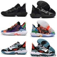 Yeni 2021 Neden Zer0 değil. Russell Westbrook 4 IV Ayna Erkek Basketbol Ayakkabıları Sıcak Satış Eğitmenler 4 S Spor Sneakers Boyutu 40-46