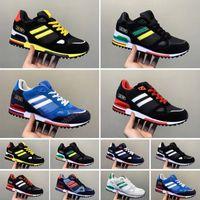 2021 New Editex Originais Sneakers ZX para Homens Mulheres Plataforma Atlético Moda Casual Mens Sapatos Chaussures 36-45 R15