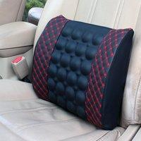 Coussins de siège Coussins de voiture Massager Support lombaire Coussin d'oreiller Dossier pour 1 2 3 4 5 6 7 Série x1 x3 x4 x5 x6 325 328 F30 F35