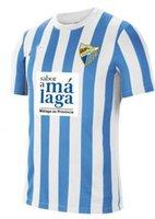 21 22 Malaga Soccer Jerseys Málaga 2021 2021 K. Bare Juanpi Adrian CF كرة القدم قميص بار Casas Juankar Camiseta دي Fútbol Juande Jersey Hombres مخصص موحدة