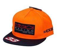 F1 Racing Cap Summer New Verstappen Team Sun Hat Chapeau de baseball logo brodé complet