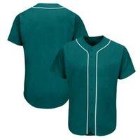 Großhandel Neue Stil Mann Baseball Trikots Sporthemden Billig Gute Qualität 018