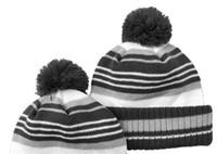 قبعة قبعة الشتاء شتاء هامش بيني القبعات الأمريكية كرة القدم بيني الرياضة الشتاء متماسكة قبعات قبعة skullies محبوك القبعات إسقاط shippping