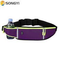 Bolsas al aire libre Songyi Durable Deportes Hold Helding Bag BodyPack Fitness Running Impermeable Mobile Pot I190
