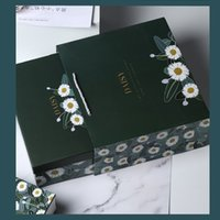 Little daisy Gift Wrap originality dream green with hand gifts bag+box Necklace bracelet ring earrings hair decorations birthday packaging