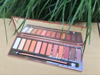 Spedizione gratuita EPacket Nuovo Trucco Eyes Palette nuda 12 colori Eyeshadow !! Happy_yunxia