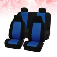5 Seats Car Seat Cover Universal Auto Seat Cover Durable Wea...