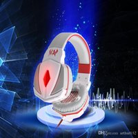 KOTION EACH G4000 Stereo Gaming Headphone Headset Earphones Headband with Mic Volume Control for PC Game DHL Free