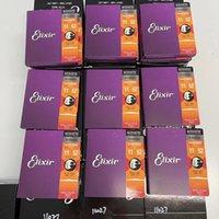 Wholesale Elixir غيتار سلسلة مجموعة الفوسفور برونزية 11002 11027 11052 16002 16027 16052 12002 12052