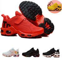 Bambini più Designer di lusso Sport Scarpe da corsa per bambini Ragazze Ragazze formatori Tn Sneakers Classico Bambino all'aperto Snaake HH21-424