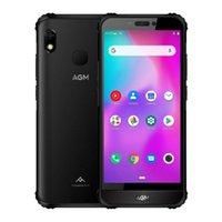 AGM A10 Red Phone, 4GB+64GB IP68 Waterproof Dustproof Shockproof, Fingerprint Identification, 4400mAh Battery, 5.7 inch Unisoc ums312 (T310) Quad Core up 2.0GHz