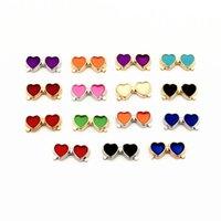 سحر بيع 10 قطعة / الوحدة النظارات العائمة المعيشة الزجاج الذاكرة المنجد diy مجوهرات