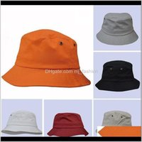 Cloches Caps Hats, Scarves & Gloves Aessoriesbucket Hat Cap Fashion Stingy Brim Breathable Casual Fitted Hats 6 Models Highly Quality S Drop