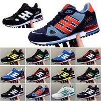Yeni Editex Orijinaller ZX750 Sneakers ZX 750 Tasarımcı Erkek Kadın Atletik Nefes Eğitmen Spor Rahat Koşu Ayakkabıları Boyutu 36-44 T5-B3