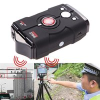 360도 레이저 방어 시스템 자동차 전체 밴드 스캐닝 고급 레이더 탐지기