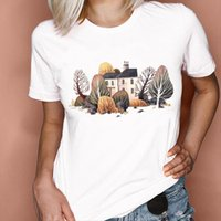 그래픽 선인장 달콤한 삶 Womens 탑스 스타일 인쇄 패션 90s 귀여운 만화 여름 인쇄 여성 의류 티셔츠 티셔츠