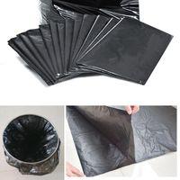 (A181-04D) Einweg Müllsack Kunststoff Müll Abfallbeutel 45 cm 100 stücke für Hausküche