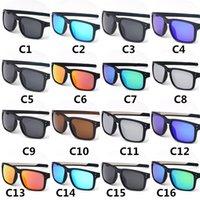 Gafas de sol casuales polarizadas de alta calidad Mezcla color marca deportes conducción gafas de sol pesca al aire libre hombres gafas gafas anteojos