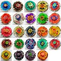 24 Arten Einzige Beyblade Burst Metall Fusion 4D Bayblade Spinning Top ohne Launcher Konstellation Gyro Weihnachtsgeschenkspielzeug für Kinder