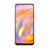 Original Realme V15 5G Telefone Celular 6GB 128GB Rom MTK 800U Android 6.4 polegadas Tela cheia 4310mAh 64.0mp rosto id digital