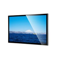 Indoor 21.5 inch Wall Mounted Advertising Display, Network Version Wifi Default LCD Digital Signage with Android Player