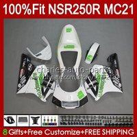 Инъекция OEM для Honda NSR250 NSR 250 R MC21 PGM3 NSR250R 90 91 92 93 103HC.6 NSR 250R NSR250RR 1990 1991 1992 1993 Hannspree Новые обтекивания