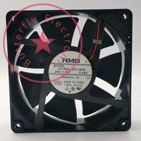 Original 4715KL-05T-B40 DC 24V 0.46A MALE TAB cooling fan cooler 120*120*38MM 12CM 12038