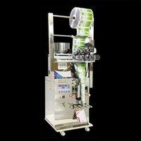 Conjuntos de ferramentas elétricas CHEGADA 220V 110V 360W MG-520 Máquina de embalagem de vedação trilatal automática Quantitativo com impressora de código