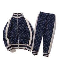 21SS MENS WOMENS Designer Trainingsanzug Sweatshirts Anzüge Männer Track Sweat Suit Mäntel Mann Jacken Mantel Hoodie Hoodies Sweatshirt Sportswear