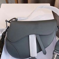 Moda Borse Designer Donne Borsa Lettera Plain Letter Bags Semplici sacchetti da sella Genuine 2021 Spalla nuova pelle Lady Crossbody Luxurys JMLRW