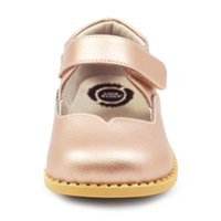 Flat Shoes Livie & Luca Children Low-heeled Party Toddler Mary Jane Boat Girls Baby Breathable Kids Leather Single