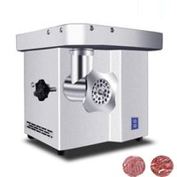 Meuleuses de viande Haute Qualité Moulin de bureau électrique commercial Saucisson Ménage Saucisson Machine de remplissage