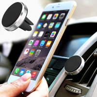Magnetic Phone Holder Car GPS Air Vent Mount Magnet Cell Phone Stand Universal mobile Holder for iPhone 11 12 13 pro Samsung 10