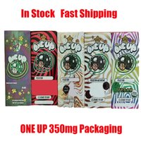 Caixa de embalagem de 3,5 g de 3,5 g 350 vazias 350mg Oneup Magic Package Bag Caixas para flores de ervas secas de tabaco
