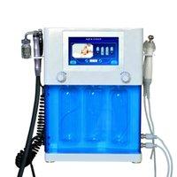 Professional 4 In 1 Hydra Dermabrasion Rf Bio-Lifting Aqua Facial Cleaningl Machines Water Peeling Dermabrasion Spa Facial Machines