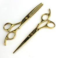 "Hair Scissors 6.0""professional Hairdresser's Hairdressing Cutting Barber Thinning Shears Set"