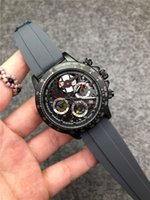 Top Brand Swiss 1000 Miglia Chronograph Hombre Cuarzo Sport Watch Strap Strap Mans Luxury Shoodless Wristwatch Hombres
