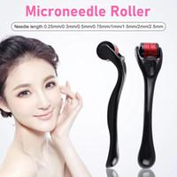 Haute qualité 540 micronesdedle rouleau stylo micronéded longueur MicroSededle rouleau de beauté voiture libre DHL
