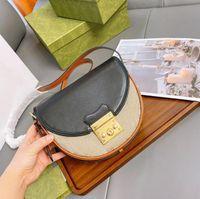 BAG Designer di lusso di alta qualità Borse da donna Borsa a tracolla da donna Borsa a tracolla Borsa a tracolla con borse a tracolla con scatola con scatola
