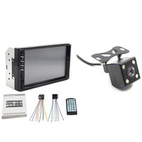 & MP4 Players AMS-Car Audio Video Player 7035B 7Inch 2DIN Car Stereo MP5 3D Dynamic UI FM Radio Bluetooth USB AUX Input Out