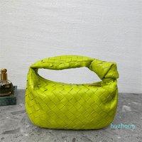 Top Handle Womens Luxurys Bags Designer Handbags Purses Mini Jodie Cloud Hobo Fashion Tote Genuine Leather Shoulder Crossbody Bag Famale