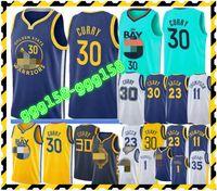 NCAA ستيفن كاري الفانيلة ديفيدسون Wildcats كلية كرة السلة الطبعة المكتسبة مدينة مخيط خمر البحرية الأزرق أسود أبيض أحمر أخضر أصفر