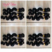 Frete grátis barato extensões de cabelo humano cabelo trança em pacotes sem costurar sem crochê não processado brasileiro brasileiro cabelo virgem brasileira