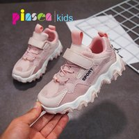 Sneakers 2021 Spring Kids Girls Shoes Boys Fashion Children For Girl Sport Running Casual Child Chaussure Enfant