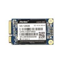 Zheino Solid State Disk MSATA 128GB SSD 3D NAND TLC do LALPTOP MINI PC