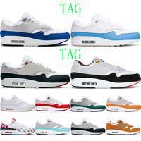 air max 1 one Mode Tricot 2.0 Fly Hommes Femmes Chaussures De Course volt Multicolore Triple Noir Blanc Soyez Vrai Rouge Orbit Hommes Baskets Baskets Taille 36-45