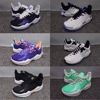 Erkekler Kadınlar Paul George PG 5 5 S 5 S Palmdale IV Basketbol Ayakkabıları P.George PG5 Yıldızlı Mavi Turuncu Nane Yeşil Siyah Spor Sneakers Boyutu 36-46