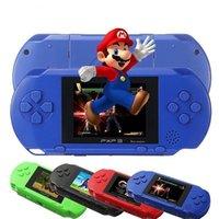 휴대용 게임 플레이어 PXP3 핸드 헬드 16 비트 게임 콘솔 레트로 컬러 비디오 Gamepad 게임 컨트롤러 PXP3 어린이 선물