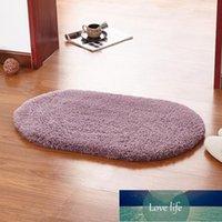 Alfombrillas de baño Absorción de agua suave Aseo Absorbente Absorbente Amplia gruesa alfombras antideslizantes Alfombras de baño Memoria de espuma de espuma Alfombra Elipse Mats